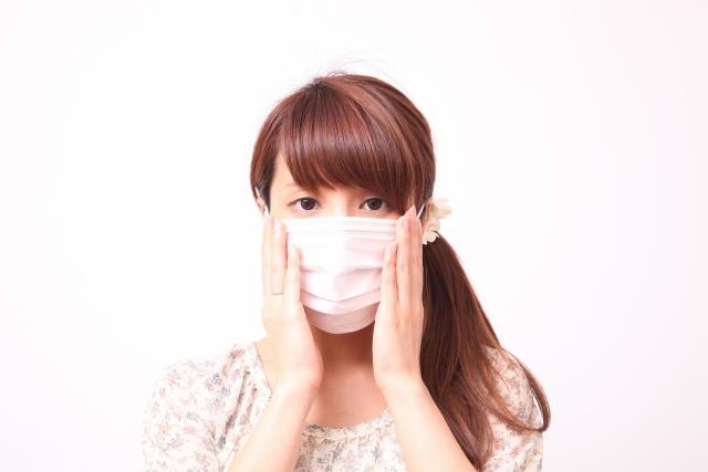 コロナウイルス たるみ顔